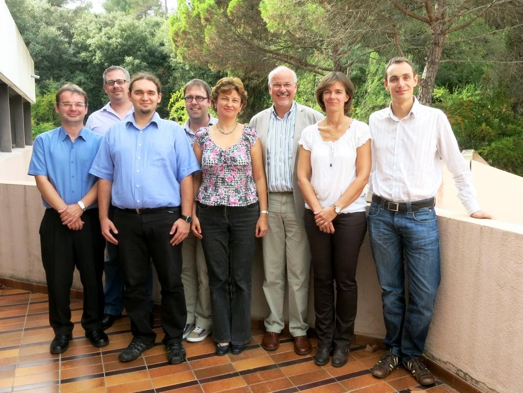 CPSOS Kick-off Meeting Consortium