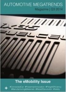 Title page Automotive Megatrends Magazine Q3 2014