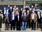 Participants of the WG3 Workshop at TU/e