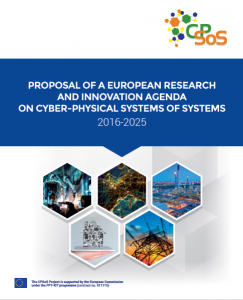 CPSoS Roadmap cover